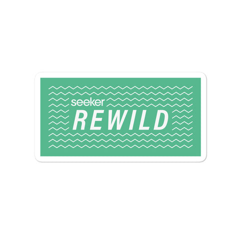 Rewild Stickers