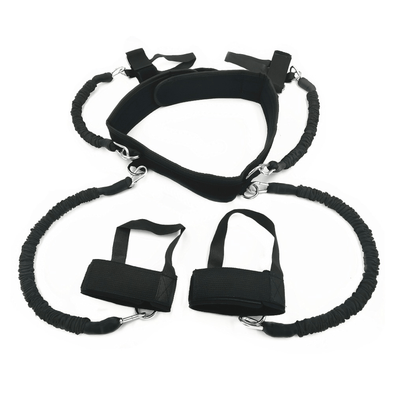 NuvoFit™️ Boxing Resistance Bands | Black Color
