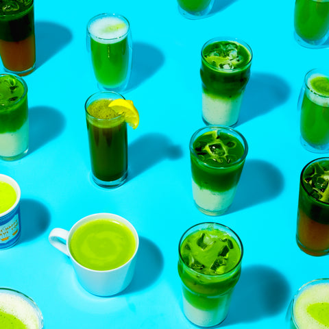 The Definitive Guide On Making a Matcha Latte
