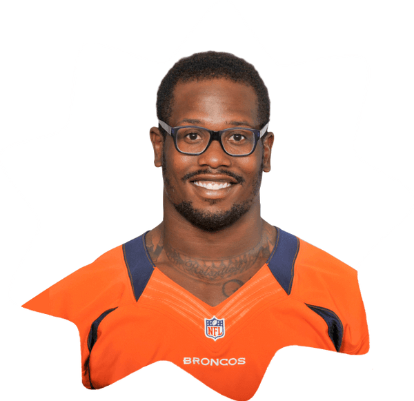 "Von Miller <small style=""display:block"">Football Star</small>"