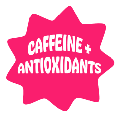 Caffeine + Antioxidants