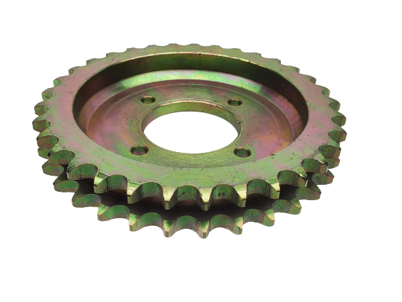 33 Tooth Double Row Axle Sprocket For Crossfire 150R