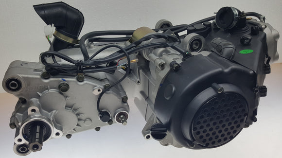 SP SUPER MACH 150 GO KART ENGINE, WITH INTERNAL REVERSE GY6 150CC--GUARANTEED FIT