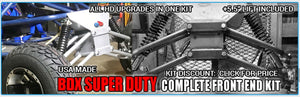 BDX SUPER DUTY FRONT END FOR YERF DOG OR CUSTOM BUILDS