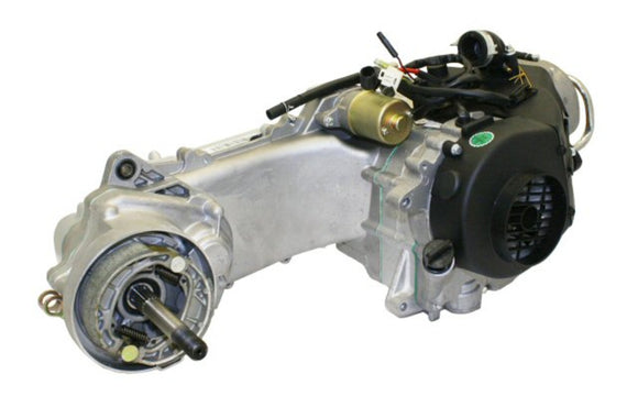 Long Case GY6 Scooter Engine  - 50cc, 80cc or 100cc