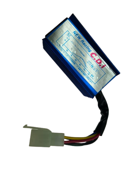 RACING AC CDI - 5 PIN (BLUE)