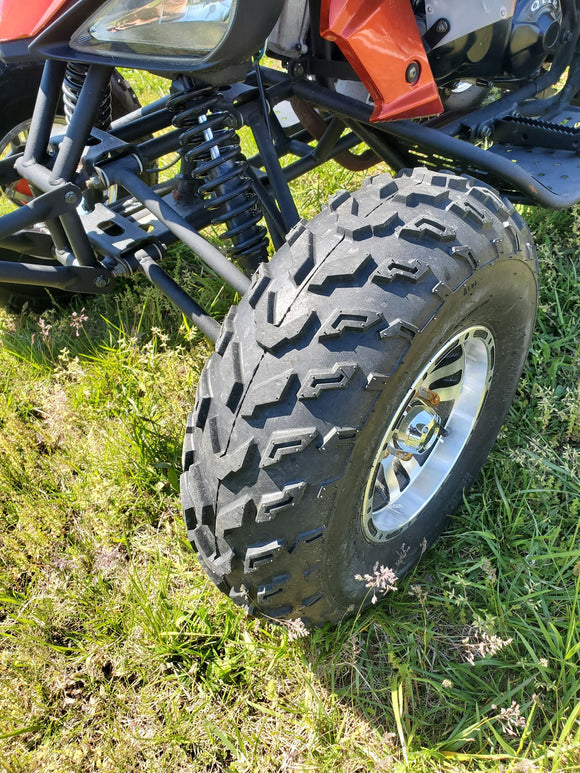 Coolster Reaction ATV Front Tire (23x7x10, 23x7-10 ATV Tire)