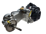 CARTER GO-KART ENGINE, GY6 150CC EXTERNAL REVERSE ENGINE WITH PERFORMANCE TRANSMISSION--GUARANTEED FIT