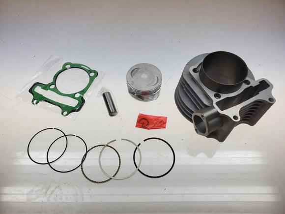 175CC BIG BORE KIT - 62MM PISTON/CYLINDER GY6
