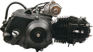 125cc 4 Stroke Engine Semi Automatic Transmission Engine with Reverse