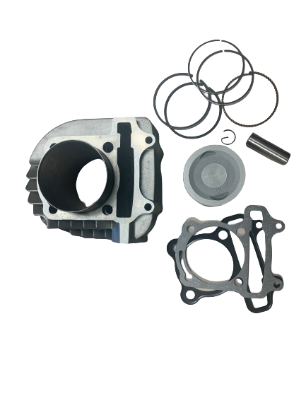 180CC TYPE B BIG BORE KIT - 63MM CYLINDER GY6