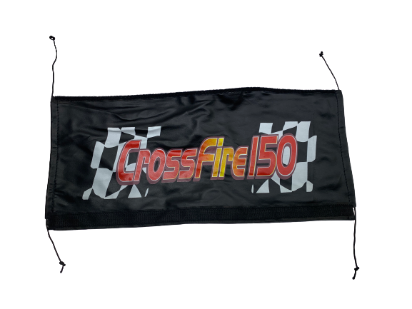 CROSSFIRE 150 BANNER