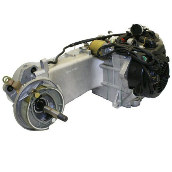 GY6 SCOOTER ENGINE (LONG CASE) WITH PERFORMANCE TRANSMISSION 150cc, 175cc or 184cc
