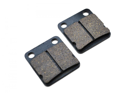 Brake Pads Set, Rear (Square)