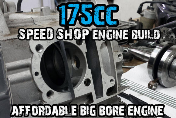 175CC BIG BORE CONVERSION & REBUILD SERVICE FOR YOUR 150CC ENGINE (BUGGY, ATV, SCOOTER)