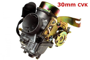 Carburetor, 30mm CVK