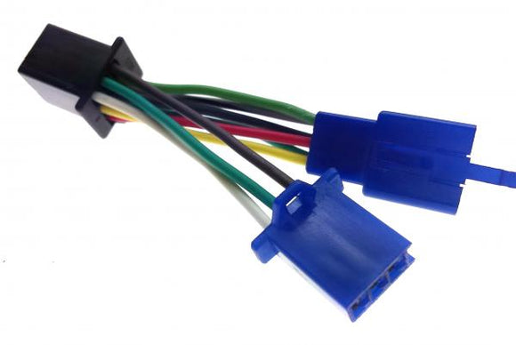 9-to-6 Chassis Harness Wiring Adapter