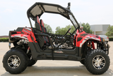 TRAILMASTER CHALLENGER 200X SIDE-BY-SIDE ENGINE, 170cc GY6 ENGINE--GUARANTEED FIT