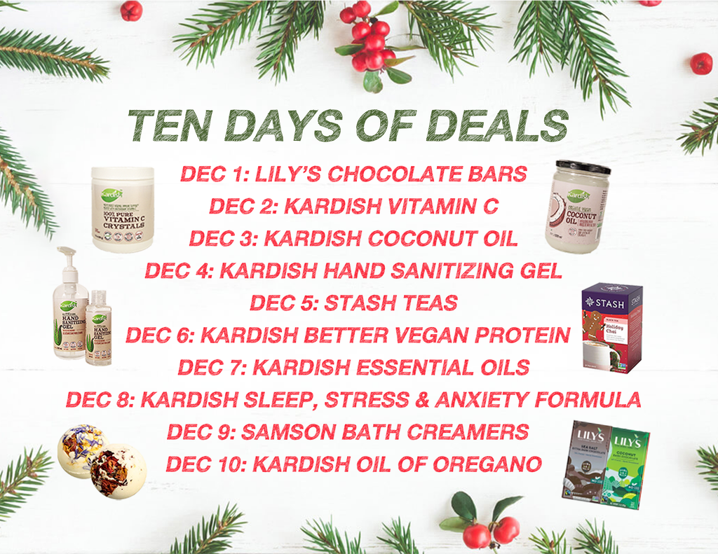 TEN DAYS OF DEALS!
