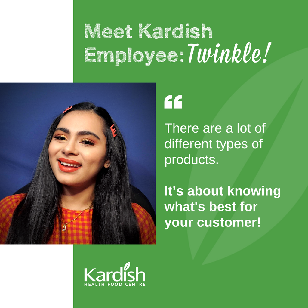 Keeping Up with Kardish: Meet Twinkle