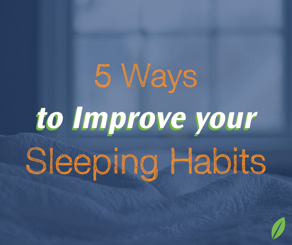 5 Healthy Sleeping Habits