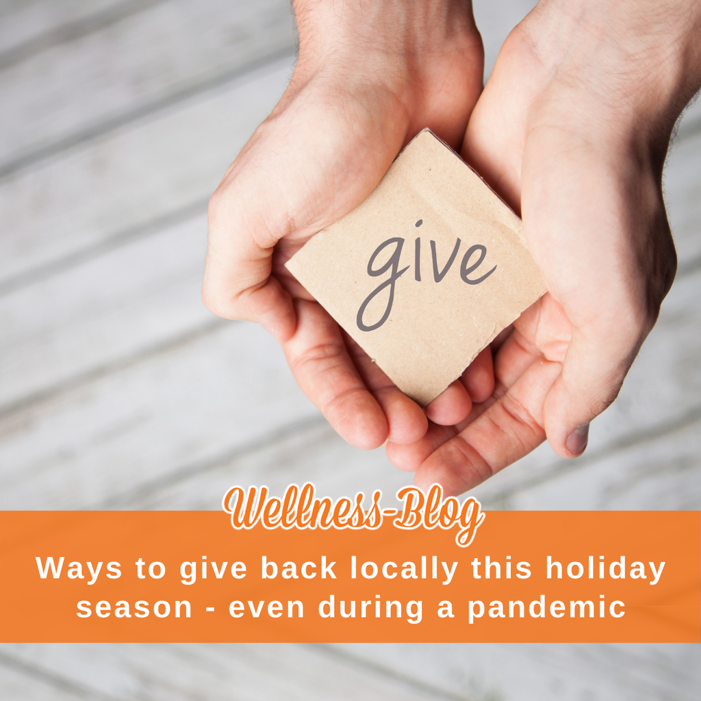 How to give back locally this holiday season