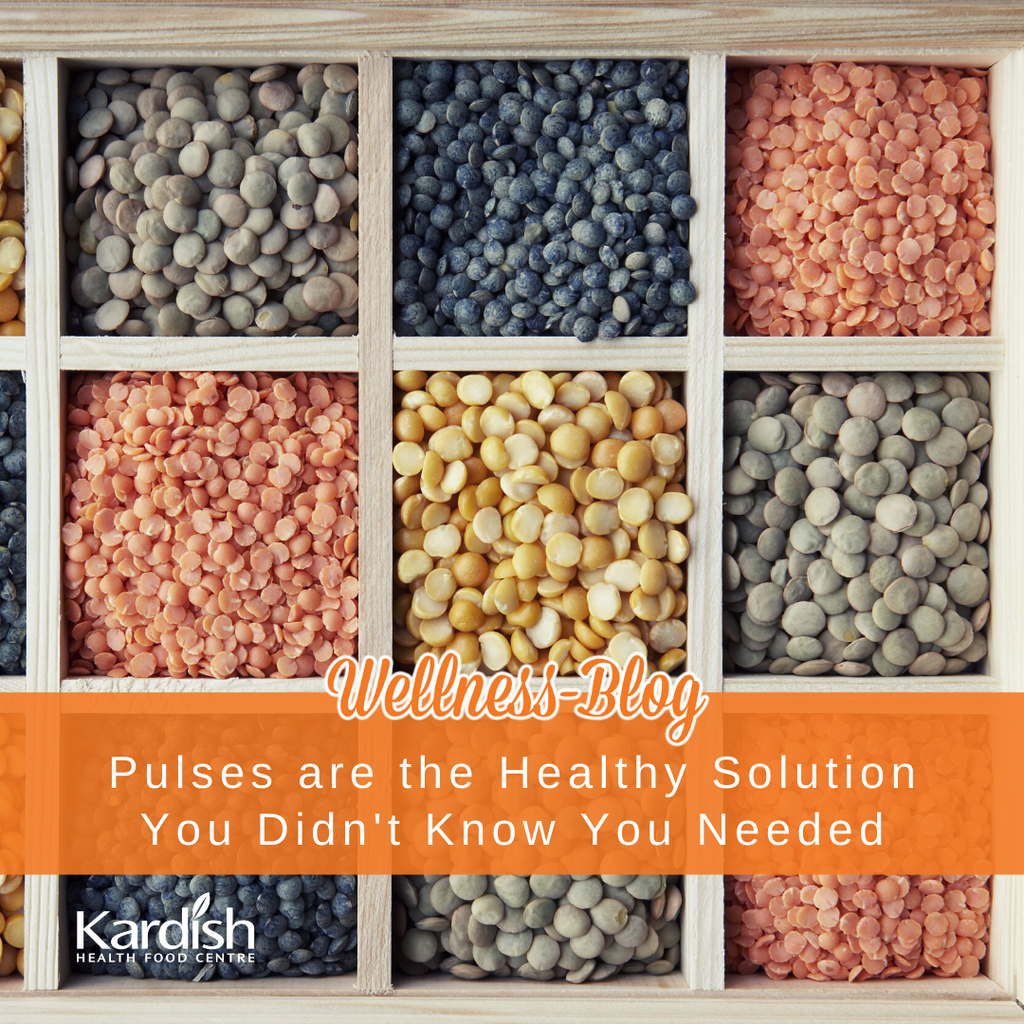 Pulses are the healthy solution you didn't know you needed