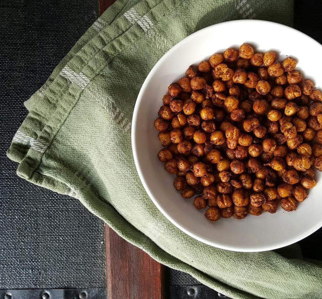 Amy's Chili Roasted Chickpeas