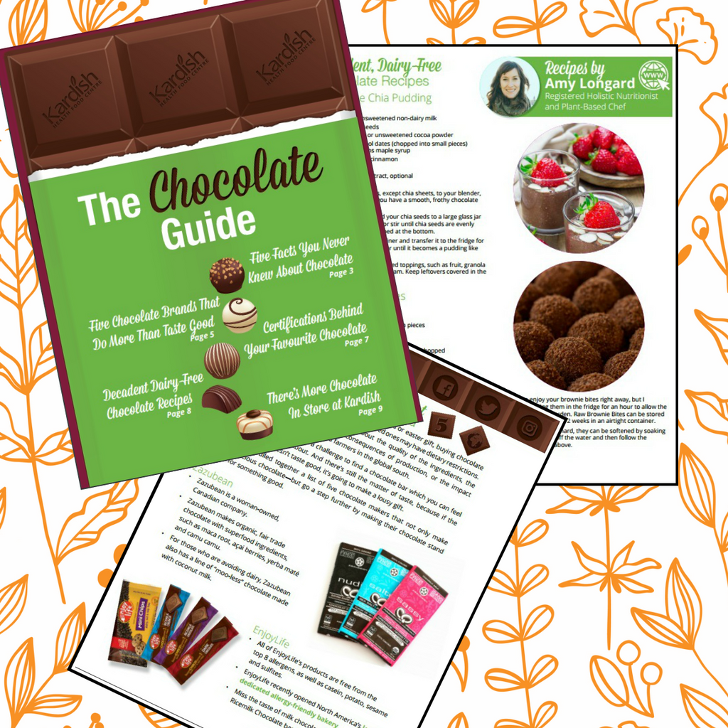 The Kardish Guide to Chocolate