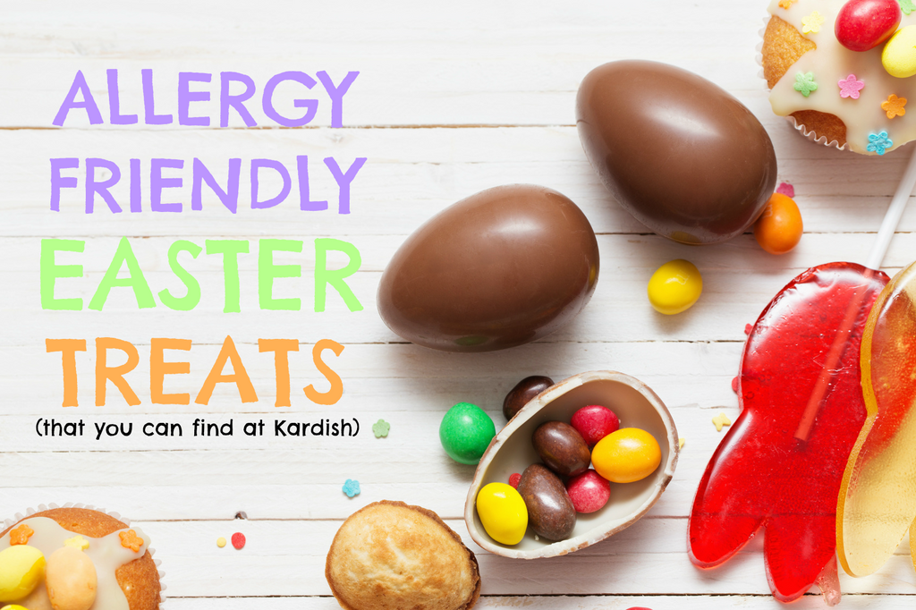 Allergy Friendly Easter Treats at Kardish!