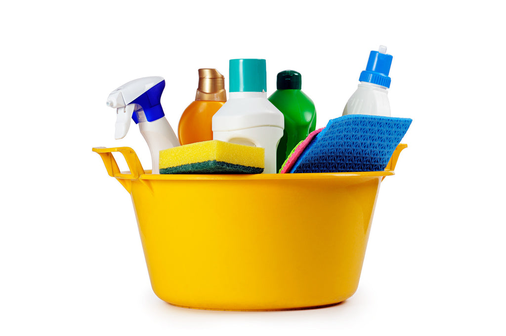 Five Facts About Healthier Cleaners