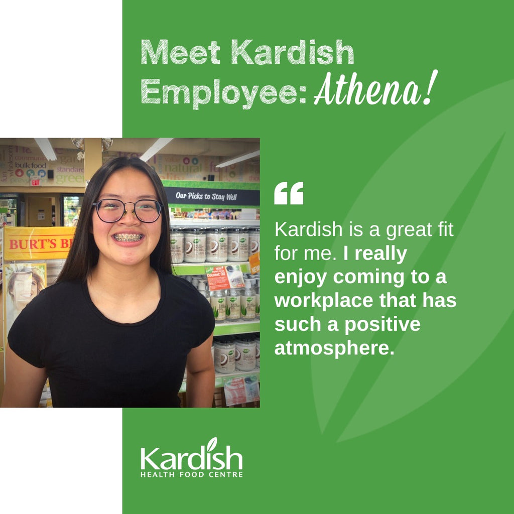 Keeping up with Kardish: Meet Athena