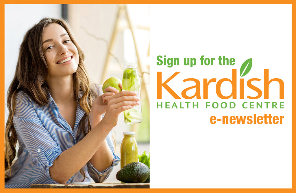 Sign Up for the Kardish E-Newsletter!