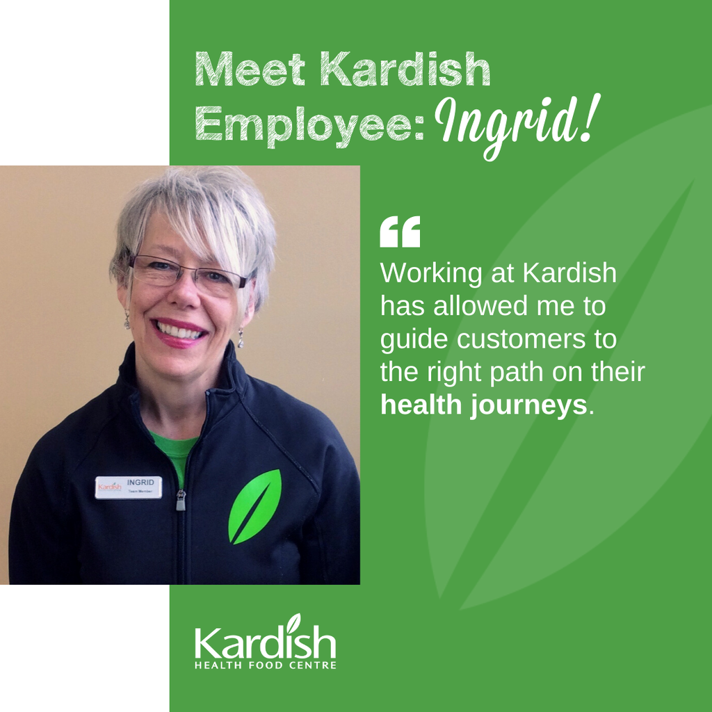 Keeping up with Kardish: Get to Know Ingrid!