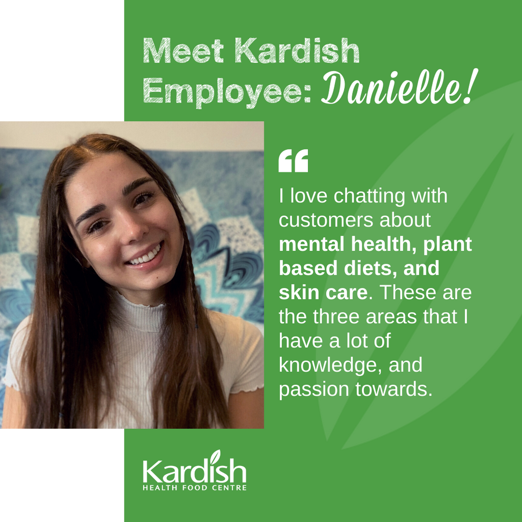 Keeping Up With Kardish: Meet Danielle