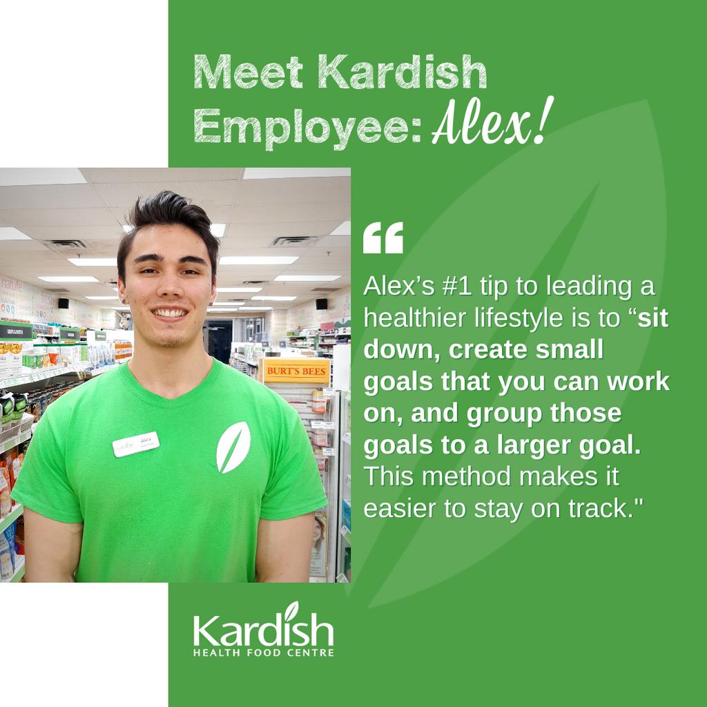 Keeping Up With Kardish: Meet Alex