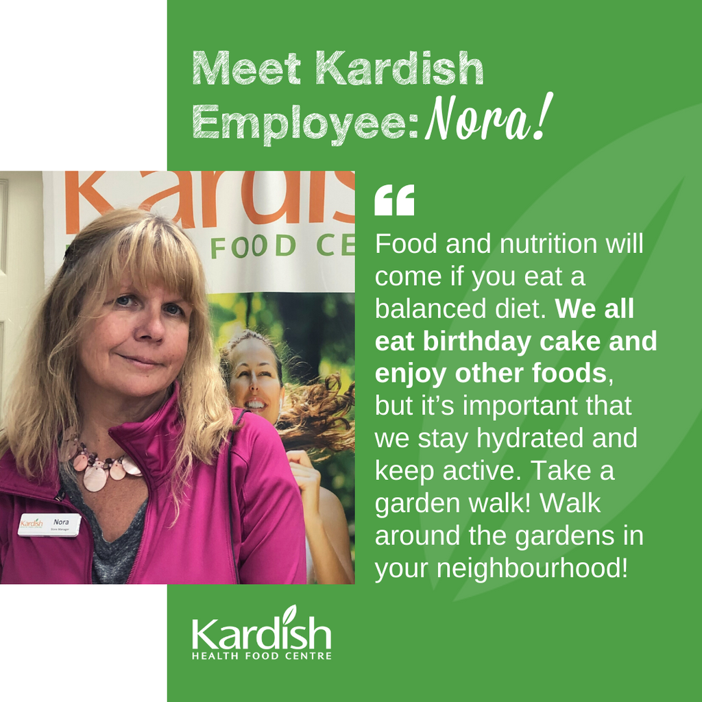 Keeping Up With Kardish: Get To Know Nora!