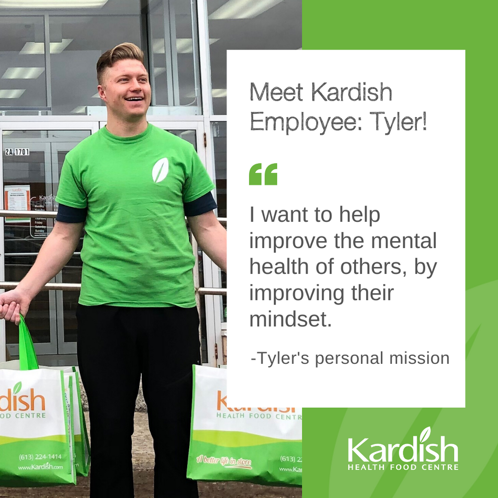 Keeping Up With Kardish: Get to Know Tyler