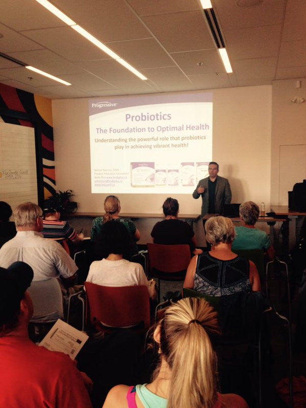 Event Recap: Probiotics with Nelson Narciso & Progressive