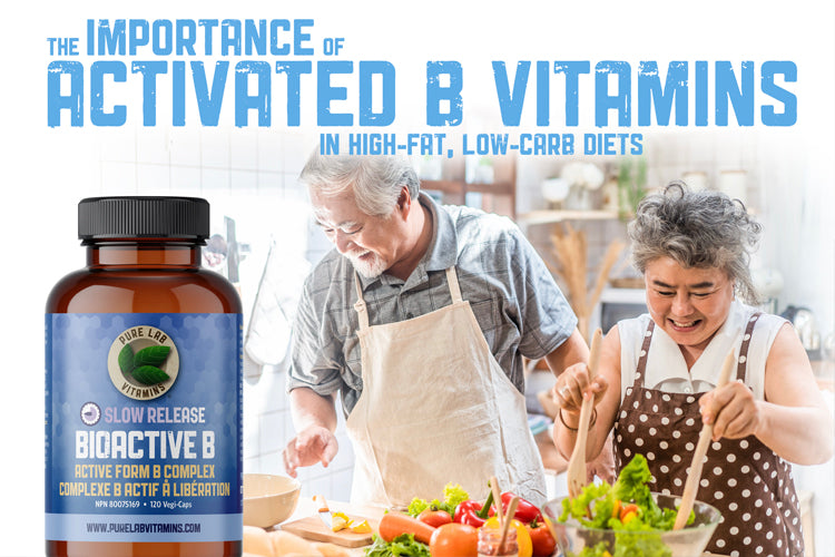 B-Vitamins in High-Fat, Low Carb diets