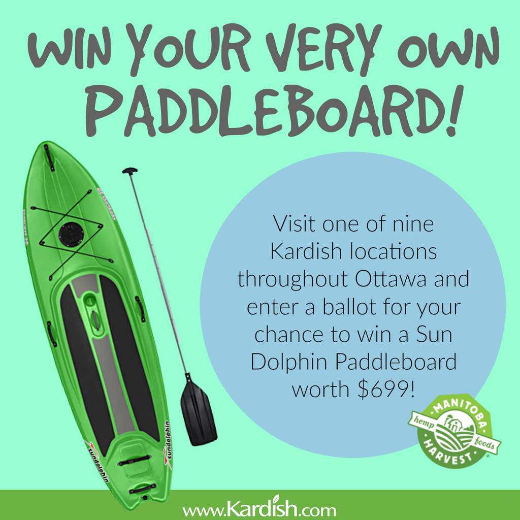 Courtney Robertson Top 5 health benefits of paddle ...