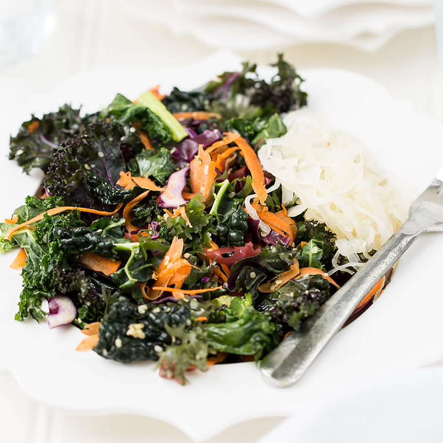 Amy's Superfood Kale Salad
