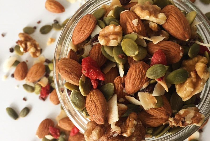 10 Healthy Road Trip Snack Ideas