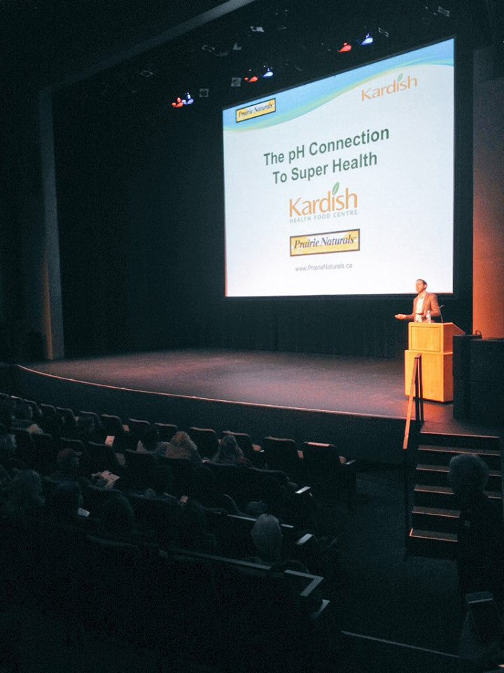 Event Recap: The pH Connection to Super Health
