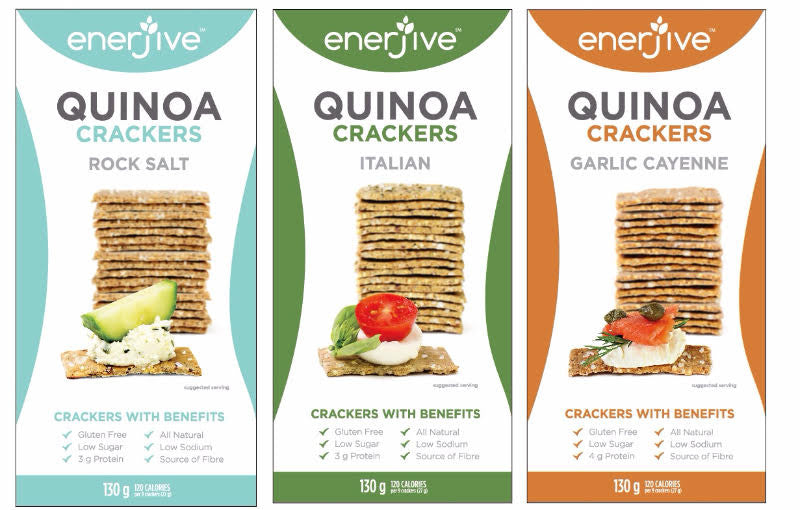 Local Spotlight: enerjive Crackers