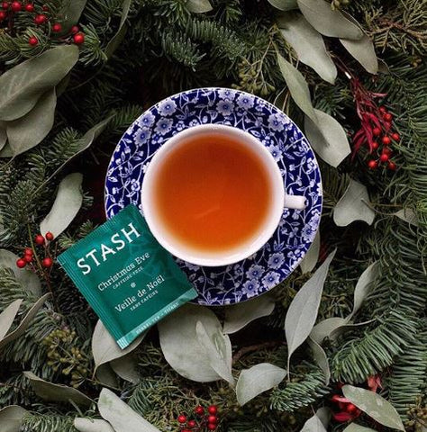 Stash Christmas Teas