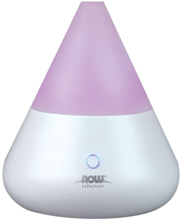 NOW Ultrasonic Essential Oil Diffuser [Tear Drop]