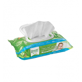 Seventh Generation Baby Wipes Free & Clear