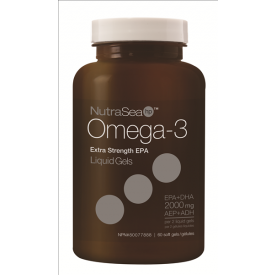NutraSea Omega-3 HP Extra Strength High EPA Fresh Mint