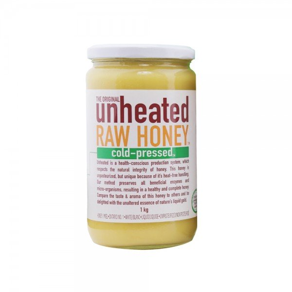 Unheated Honey Cold Pressed Honey